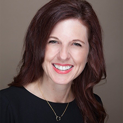 Kim Martin, Vice President of marketing from Aspect
