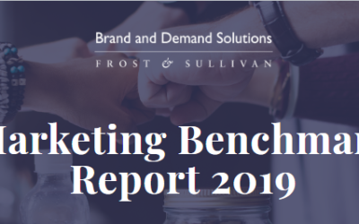 2019 Marketing Benchmark Report Highlights