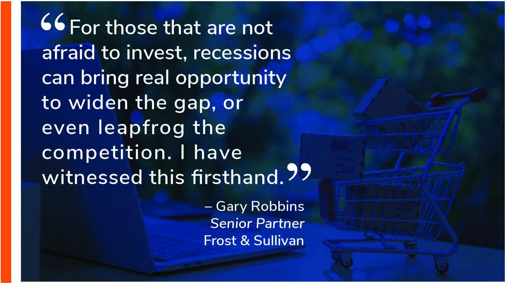 Frost & Sullivan Quote